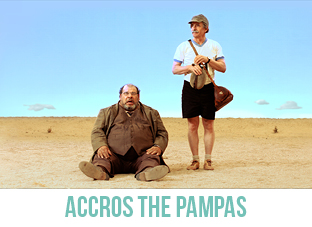 Accross The Pampas